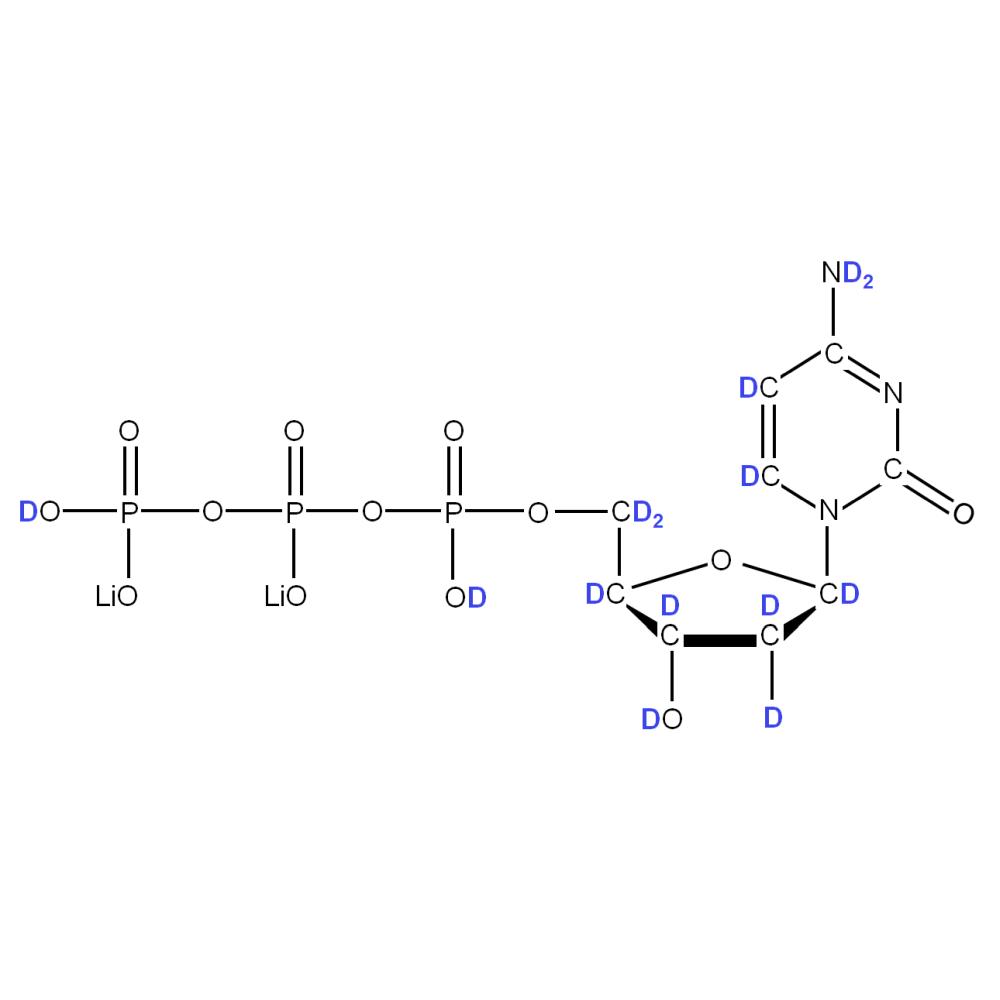 2H-labelled dCTP