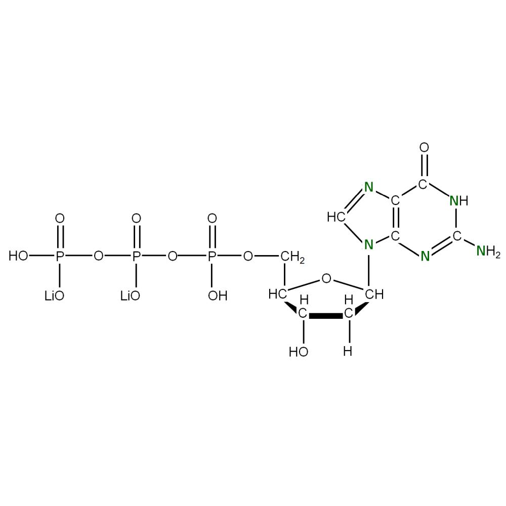 15N-labelled dGTP