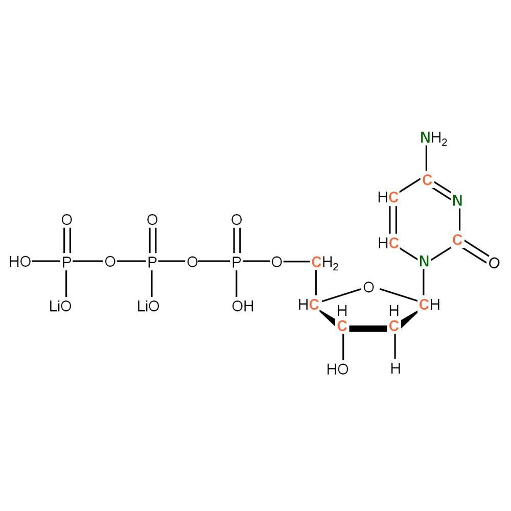 13C15N-labelled dCTP