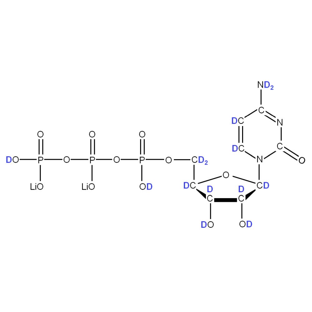 2H-labelled rCTP