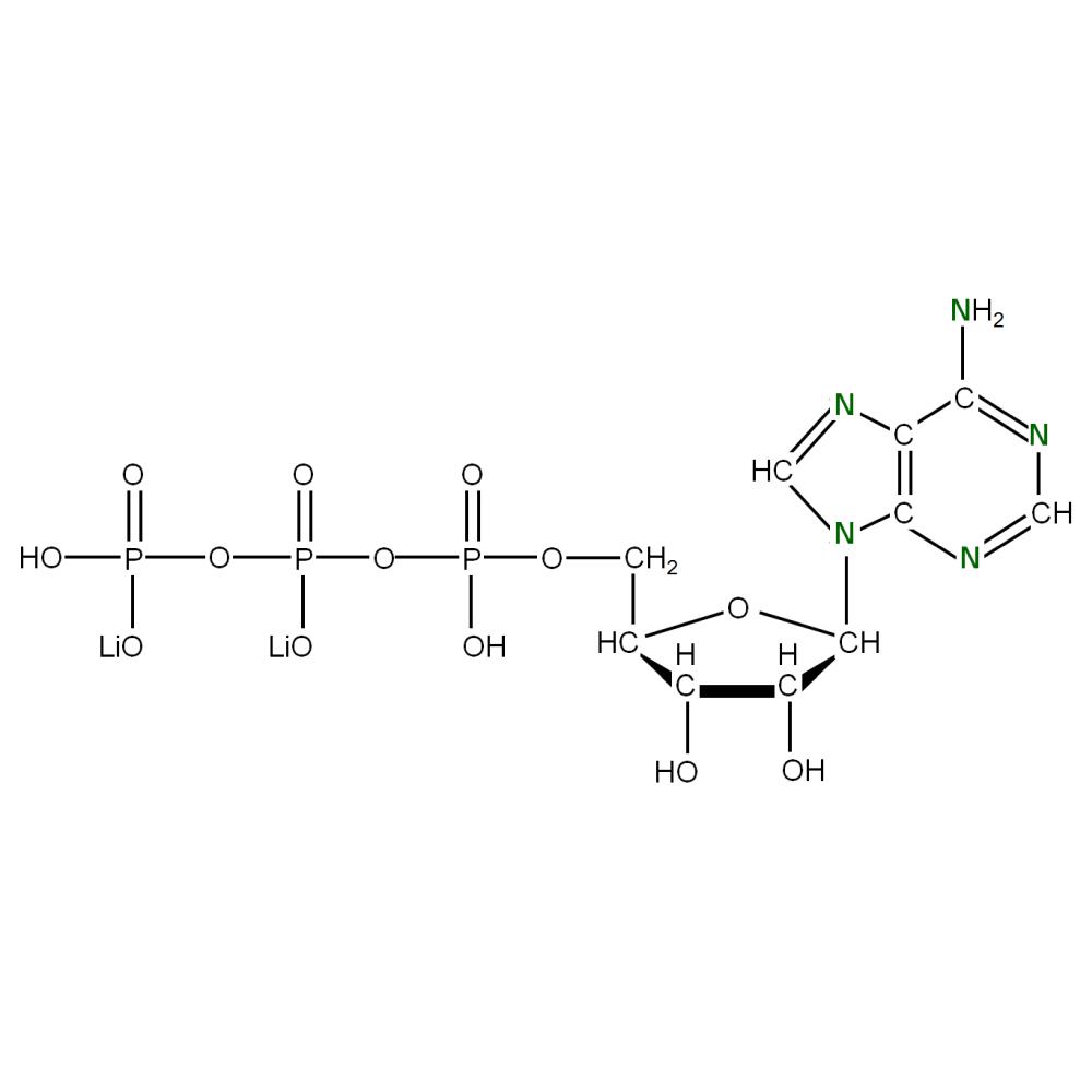 15N-labelled rATP