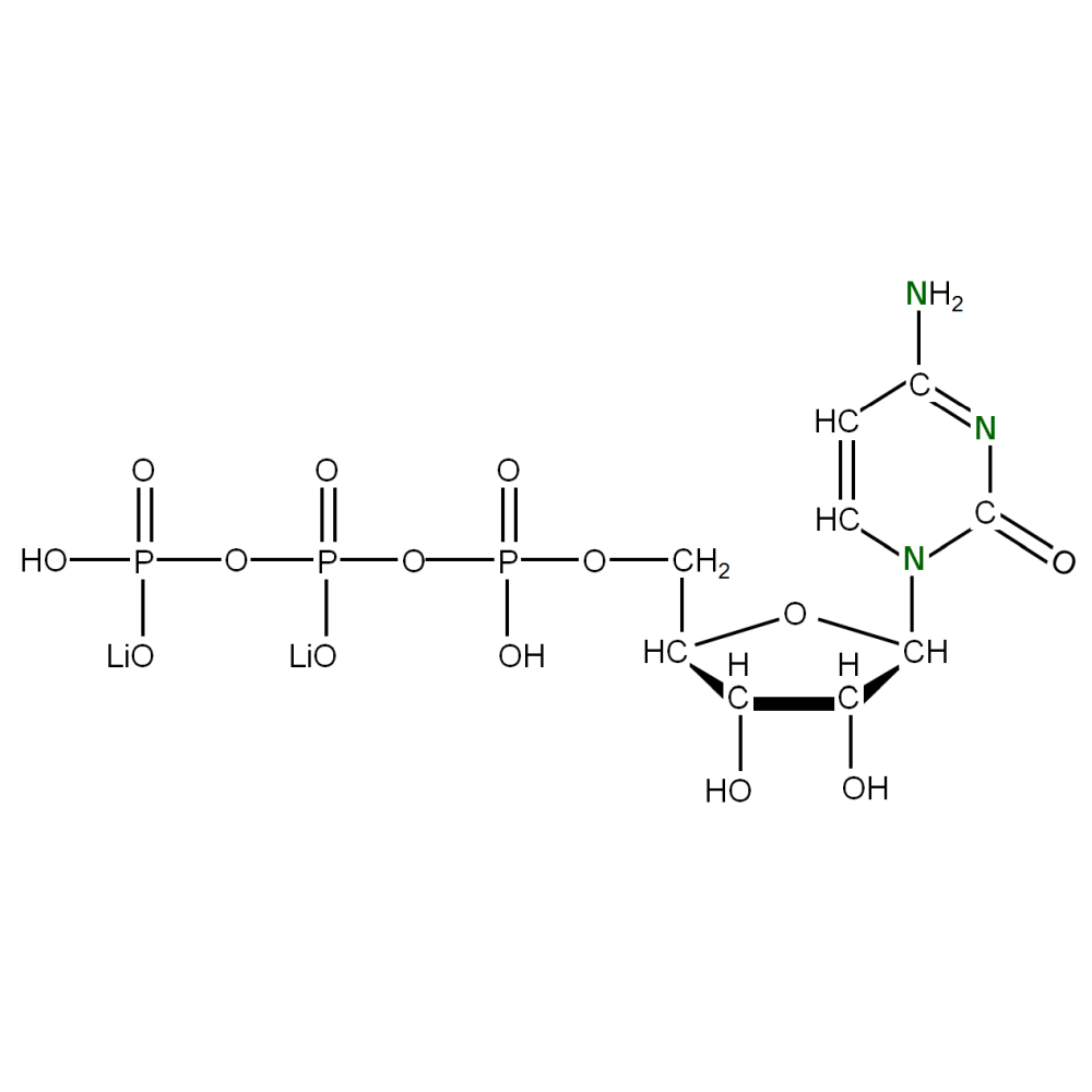 15N-labelled rCTP