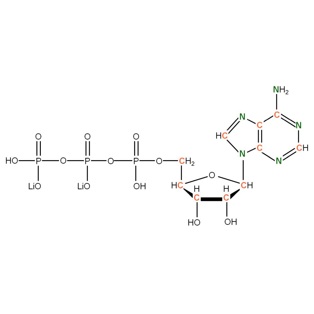 13C15N-labelled rATP