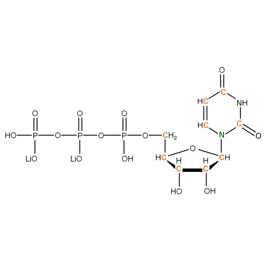 13C15N-labelled rUTP