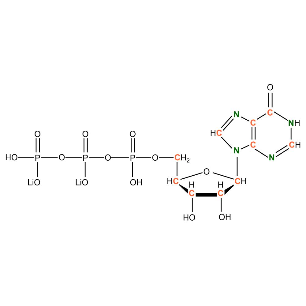 13C15N-labelled rITP