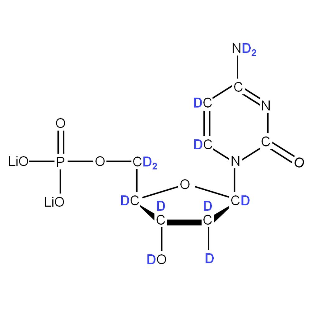 2H-labelled dCMP