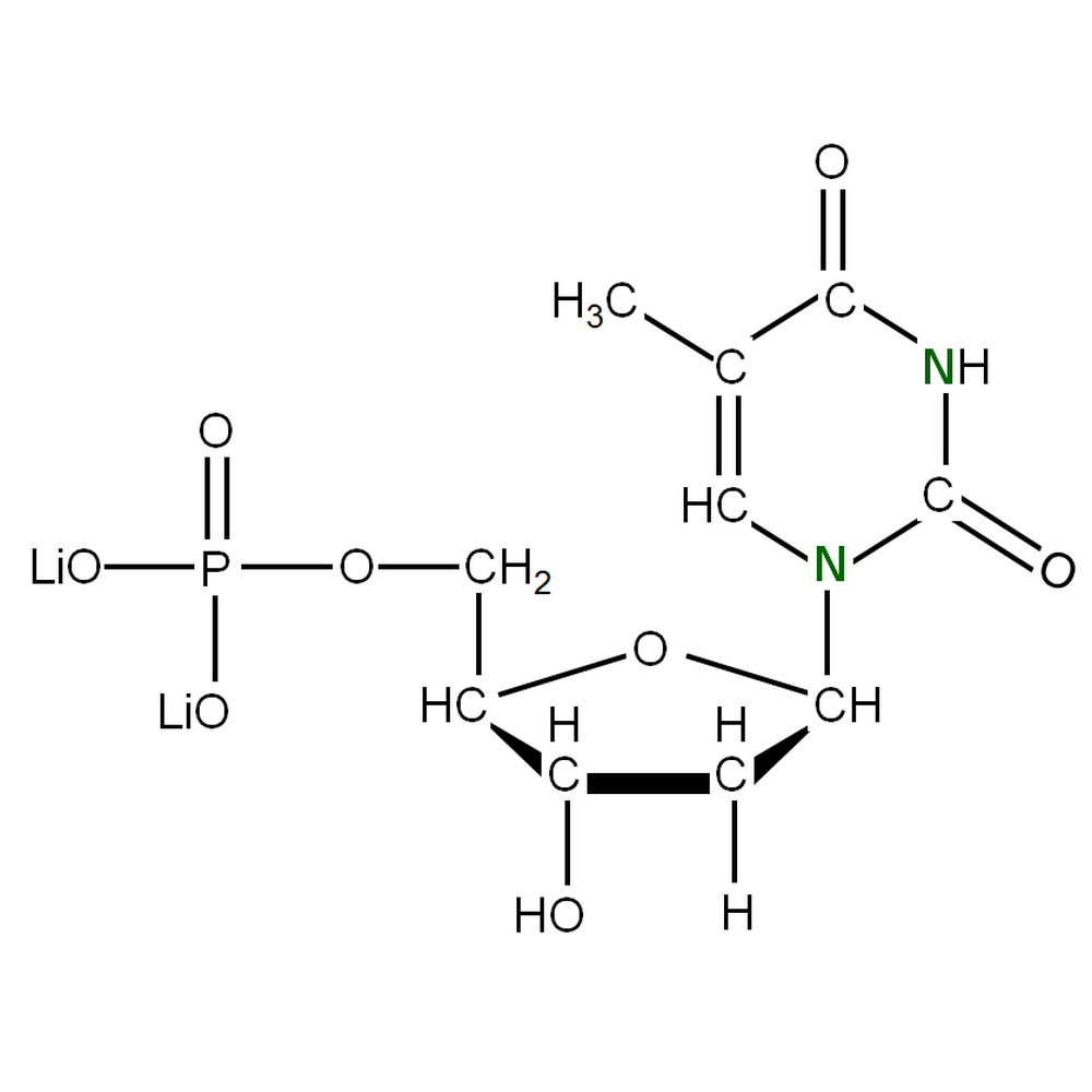 15N-labelled dTMP