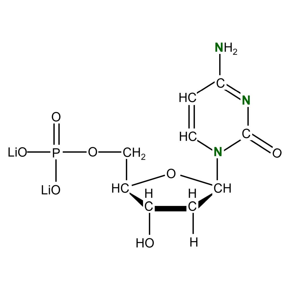 15N-labelled dCMP