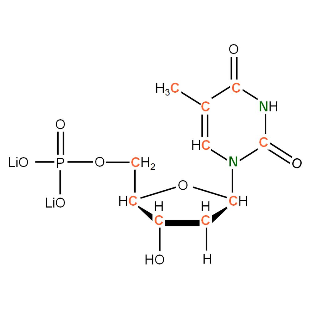 13C15N-labelled dTMP