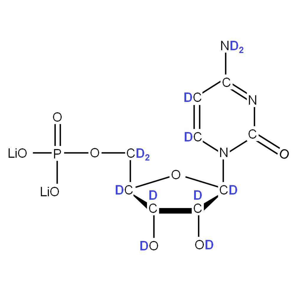 2H-labelled rCMP