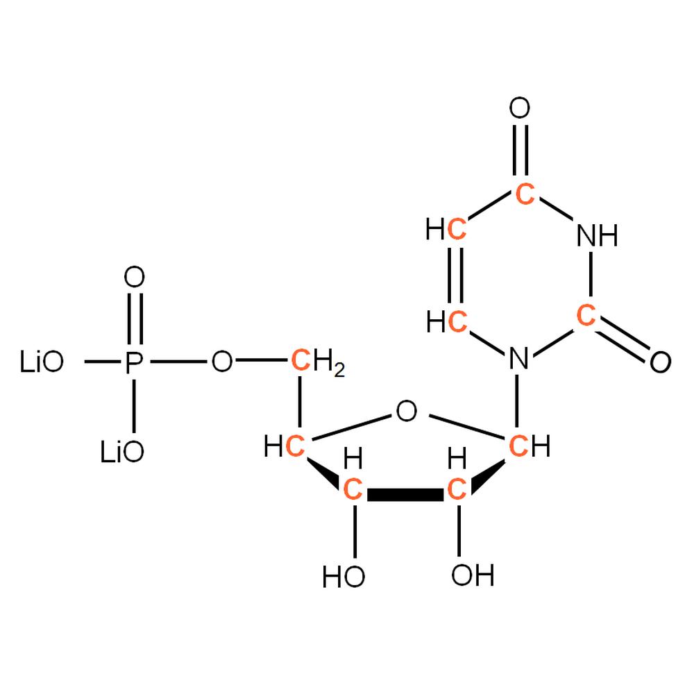 13C-labelled rUMP