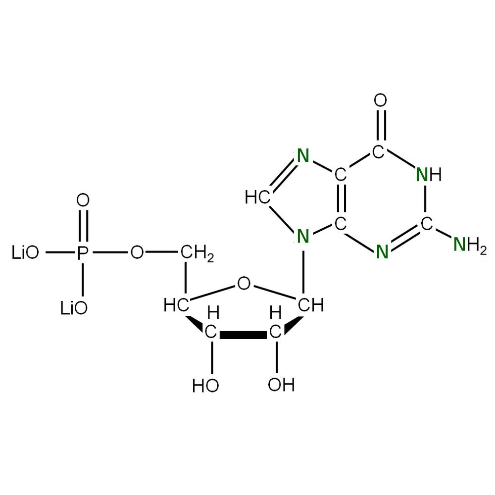 15N-labelled rGMP