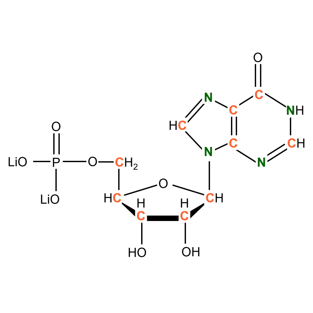 13C15N-labelled rIMP