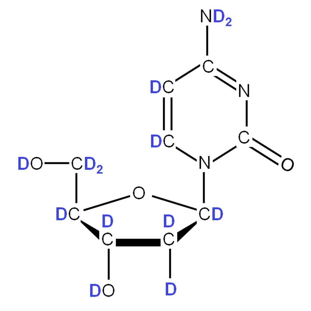 2H-labelled dC