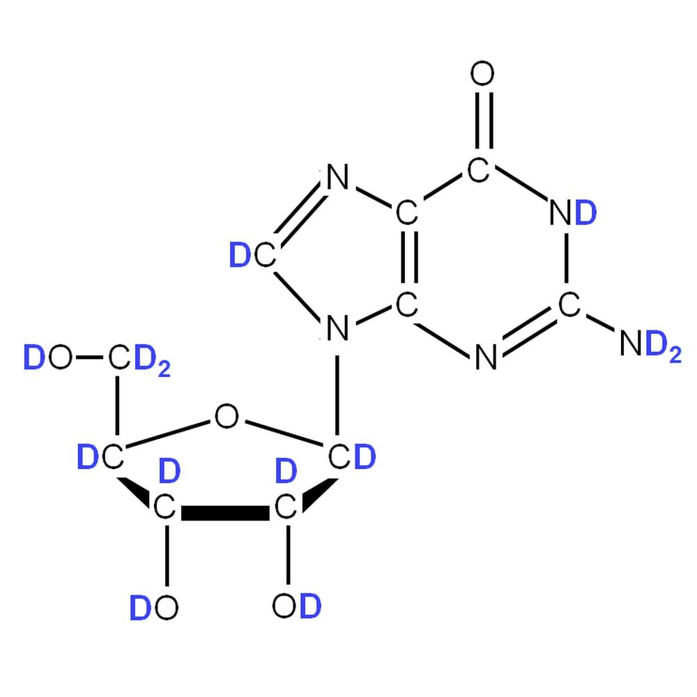 2H-labelled rG