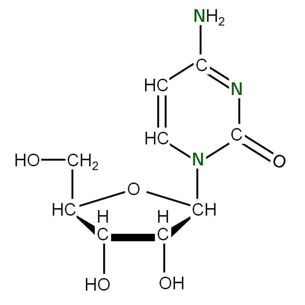 15N-labelled rC