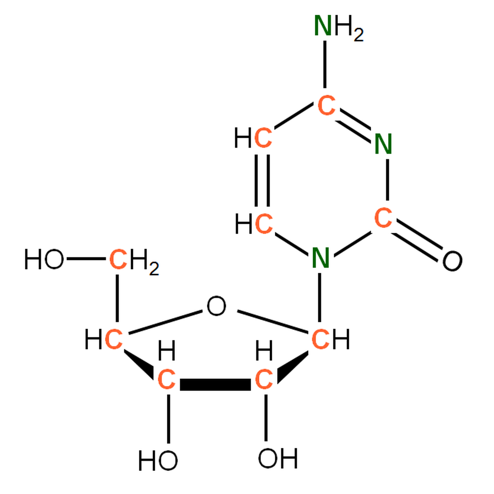 13C15N-labelled rC