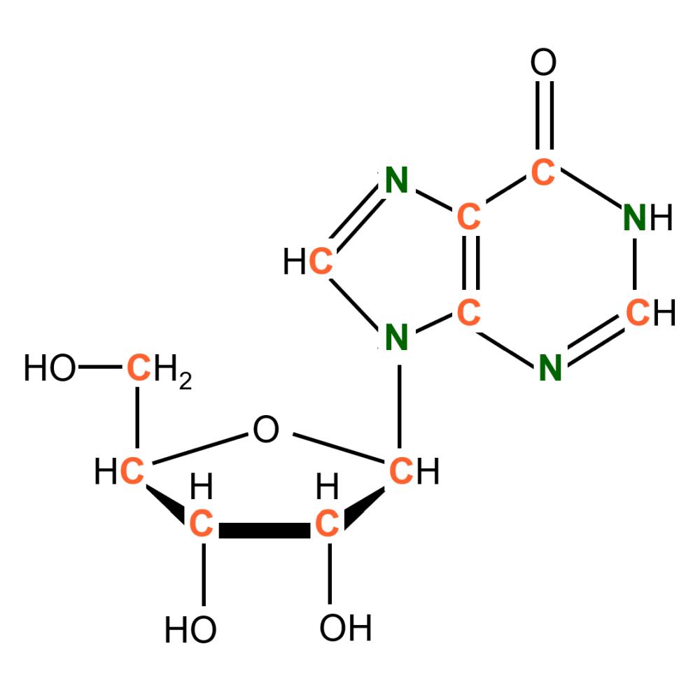 13C15N-labelled rI