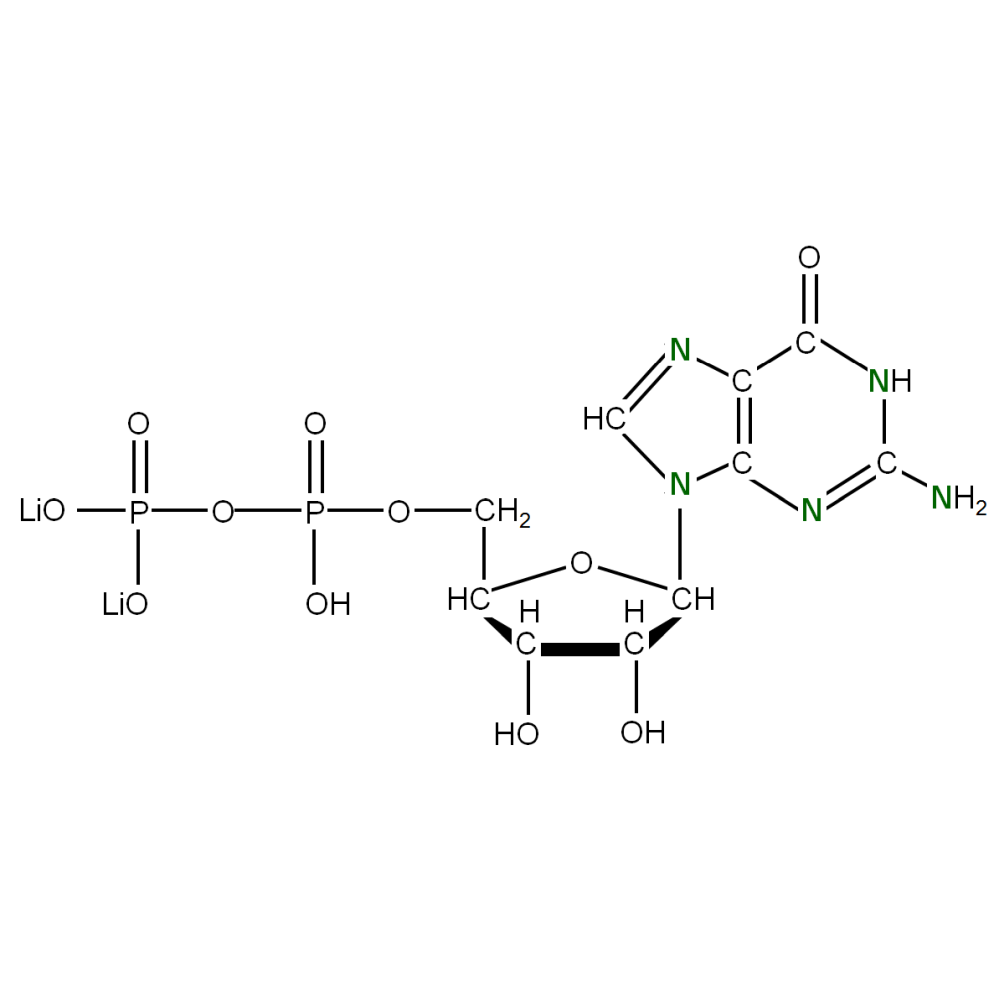 15N-labelled rGDP