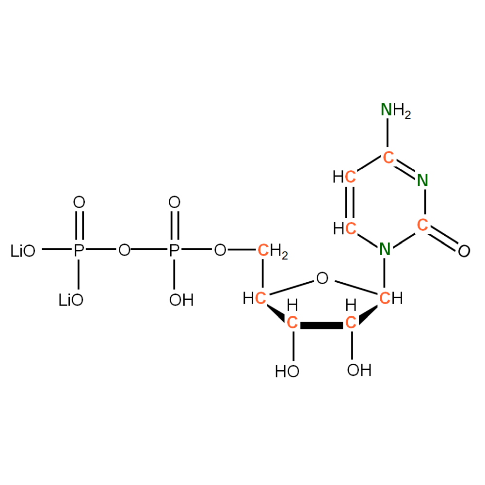 13C15N-labelled rCDP