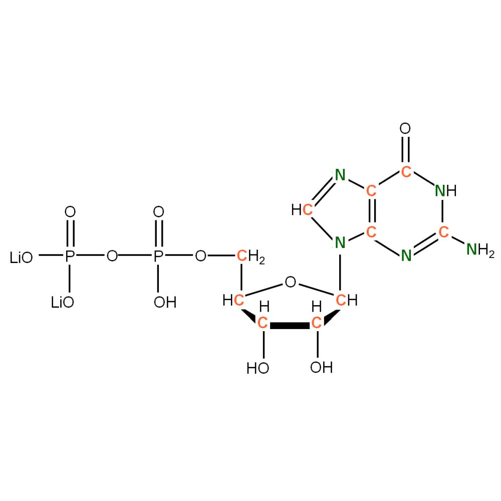 13C15N-labelled rGDP