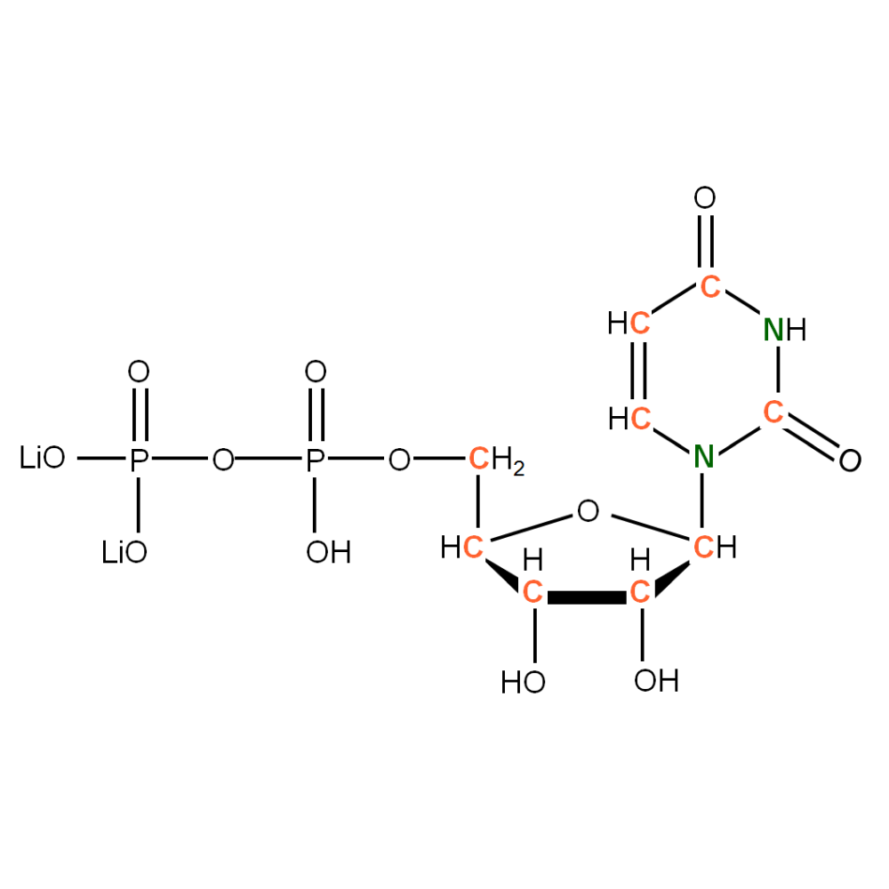 13C15N-labelled rUDP