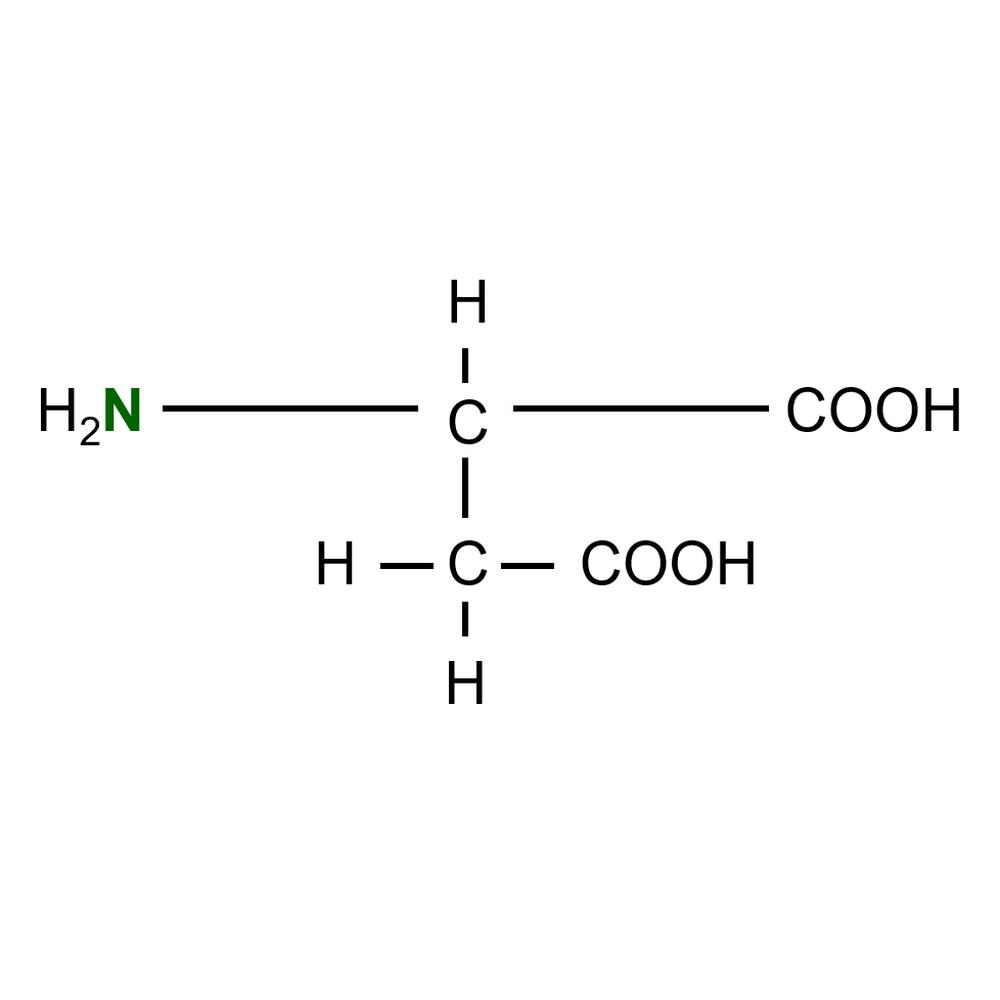 15N L-Aspartic acid powder
