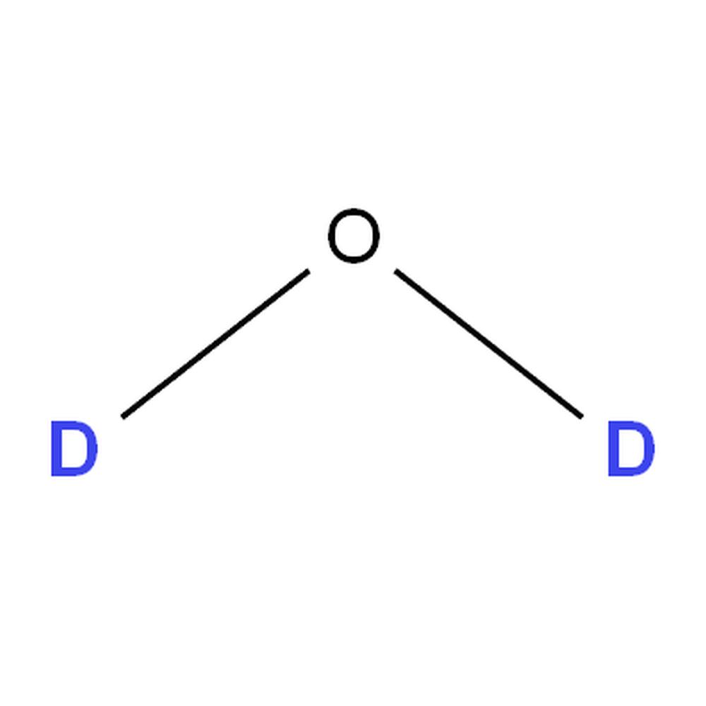 Deuterium oxide > 98.0 atom %