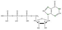 15N Inosine 5'-triphosphate  lithium salt solution