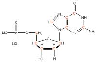 13C Deoxyguanosine 5'- monophosphate