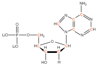 13C Deoxyadenosine 5'- monophosphate