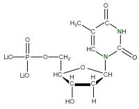 15N Thymidine 5'- monophosphate