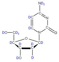 U-2H Deoxyribocytidine  solution  or powder