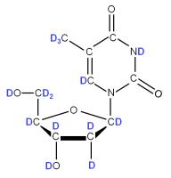 U-2H Thymidine solution or  powder