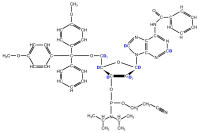 2H-labeled dA  Phosphoramidite  (uniformly labelled)