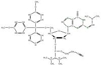 15N-labelled dG  Phosphoramidite  (uniformly labelled)