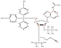U-13C Adenosine  Phosphoramidite powder