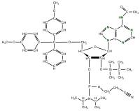 U-15N Adenosine  Phosphoramidite powder