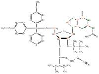 13C 15N Riboguanosine  Phosphoramidite