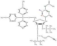 15N1 15N3 15N4 2H5 13C6  Ribocytidine Phosphoramidite  powder