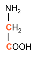 13C L-Glycine powder