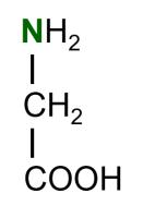 15N L-Glycine powder