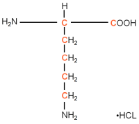 13C-labelled L-Lysine HCl